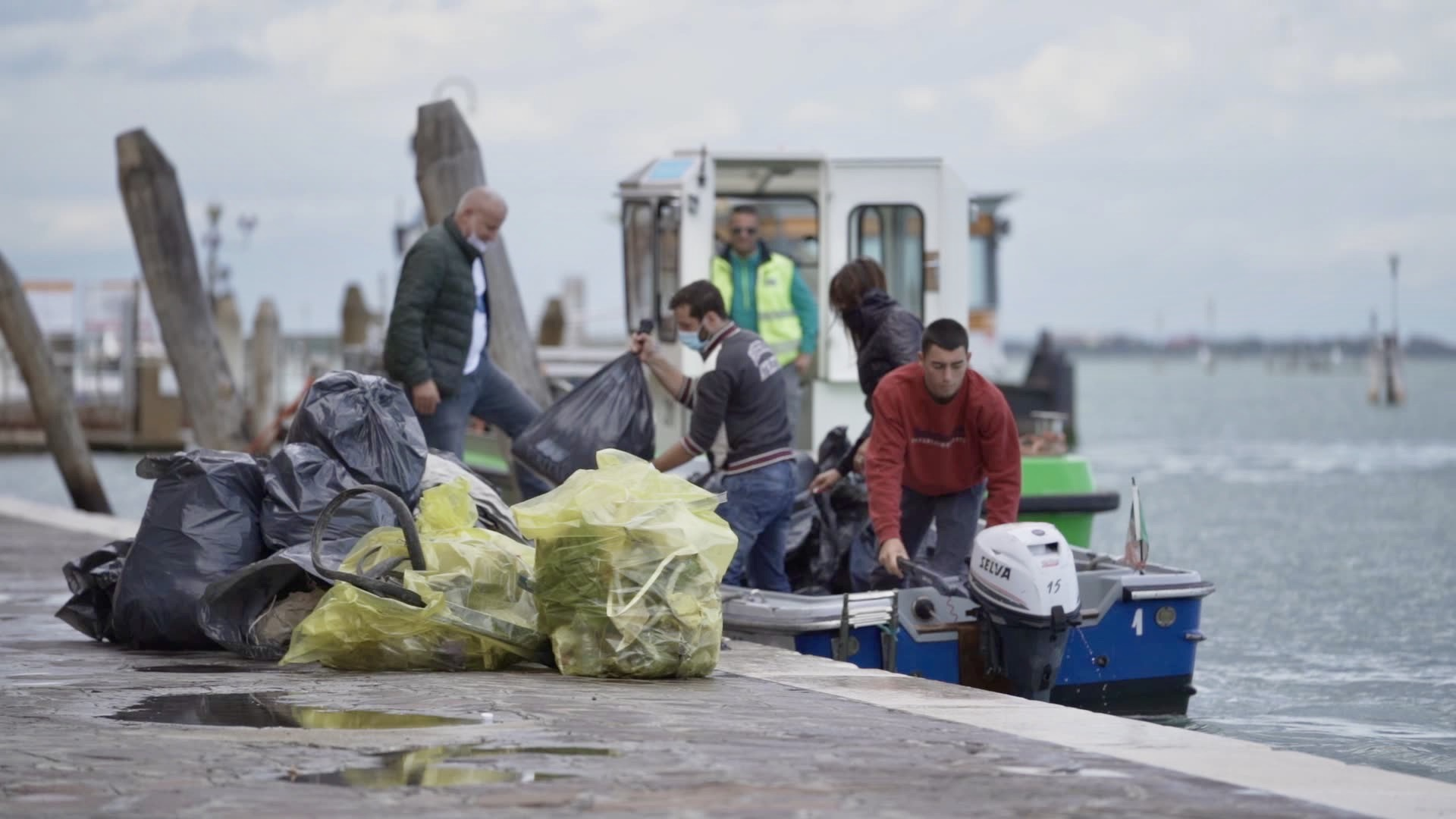 world clean up day venice