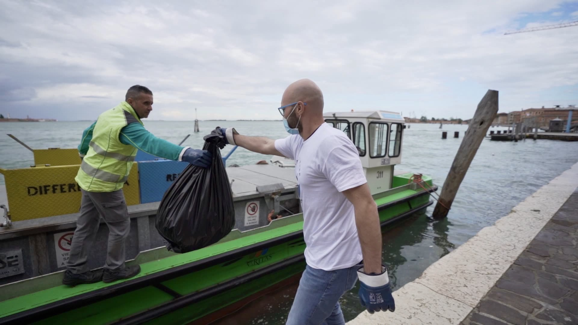world clean up day venice 2020