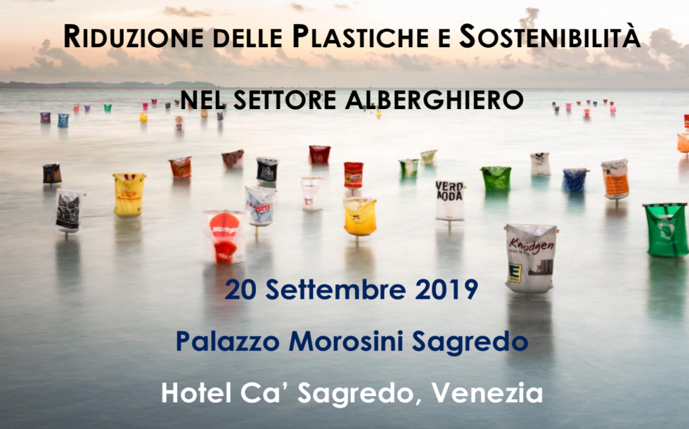 Plastic reduction and sustainability in the hospitality sector